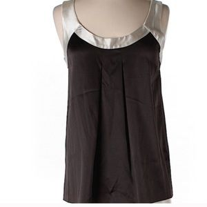 THEORY Silk Top